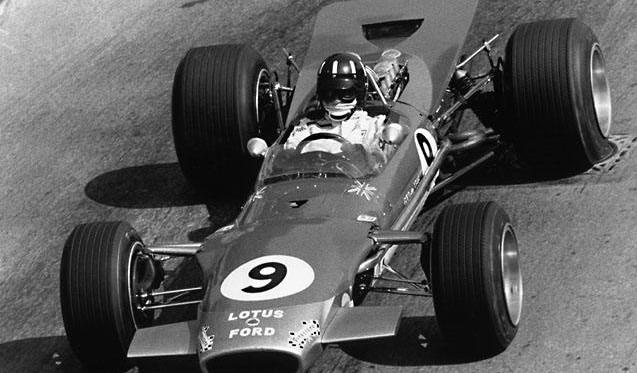 Graham Hill - Monaco, 1968