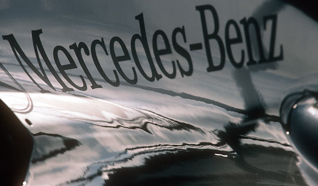 Mercedes-Benz might be providing to a fourth team in 2010